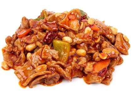 Гун-бао из свинины