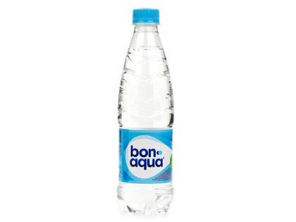 Вода Бон Аква негаз.